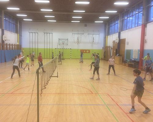 badminton-Otroci-predmetna-Mengeš